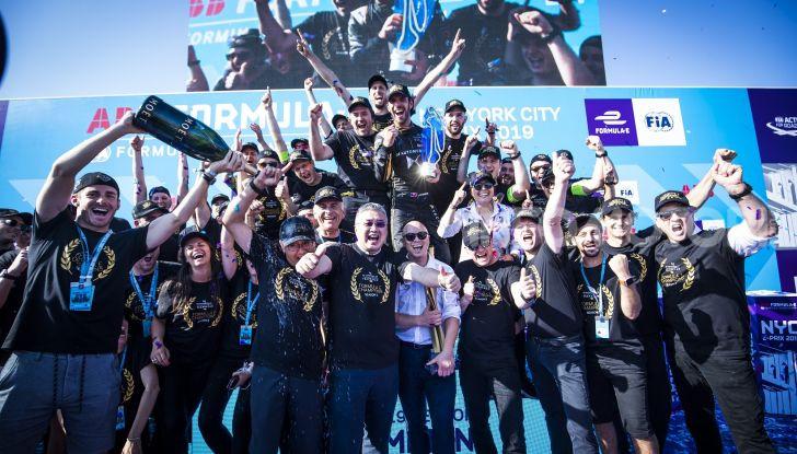 DS Techeetah e Jean Eric Vergne campioni del mondo di Formula E - Foto 1 di 5