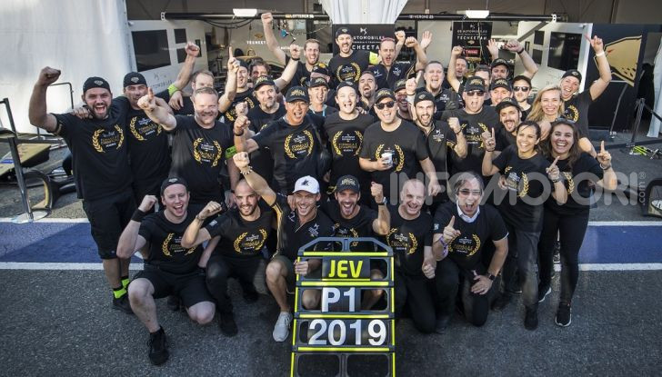 DS Techeetah e Jean Eric Vergne campioni del mondo di Formula E - Foto 3 di 5