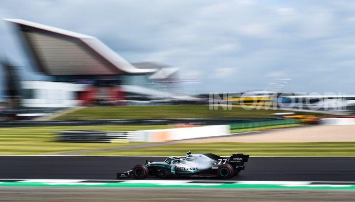 F1 2019 GP di Gran Bretagna: Bottas il più veloce nelle libere di Silverstone, la Ferrari terza con Leclerc - Foto 5 di 17