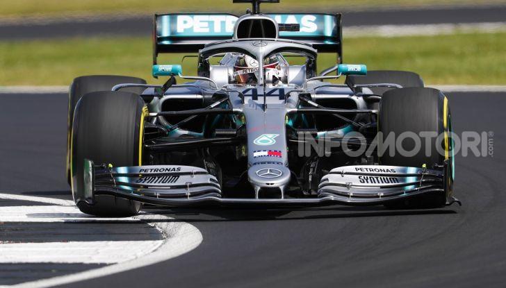 F1 2019 GP di Gran Bretagna: Hamilton invincibile a Silverstone piega Bottas e Leclerc. Vettel centra Verstappen e sbaglia tutto - Foto 2 di 17