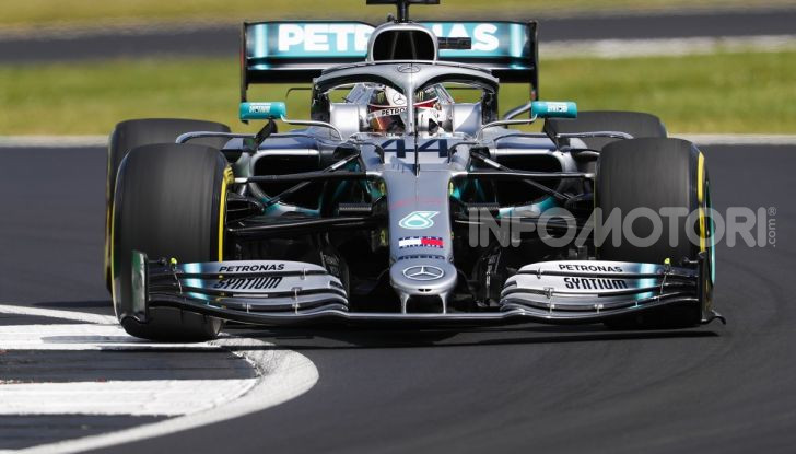 F1 2019 GP di Gran Bretagna: la Ferrari vuole la prima vittoria della stagione con Vettel e Leclerc - Foto 2 di 17