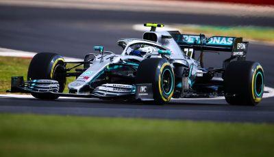 F1 2019 GP di Gran Bretagna: Bottas il più veloce nelle libere di Silverstone, la Ferrari terza con Leclerc