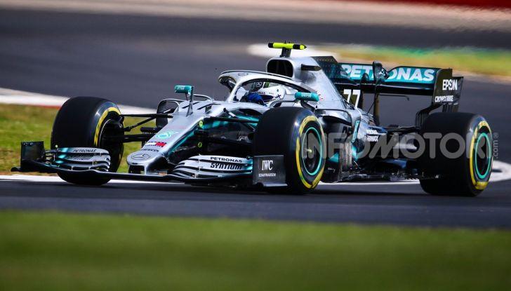 F1 2019 GP di Gran Bretagna: Hamilton invincibile a Silverstone piega Bottas e Leclerc. Vettel centra Verstappen e sbaglia tutto - Foto 3 di 17
