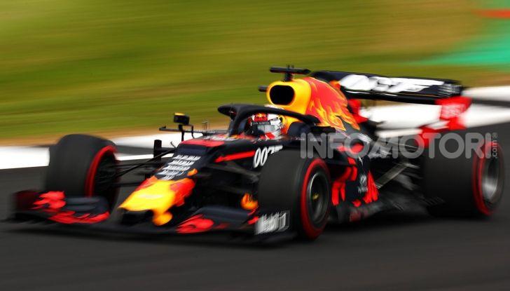 F1 2019 GP di Gran Bretagna: Hamilton invincibile a Silverstone piega Bottas e Leclerc. Vettel centra Verstappen e sbaglia tutto - Foto 13 di 17