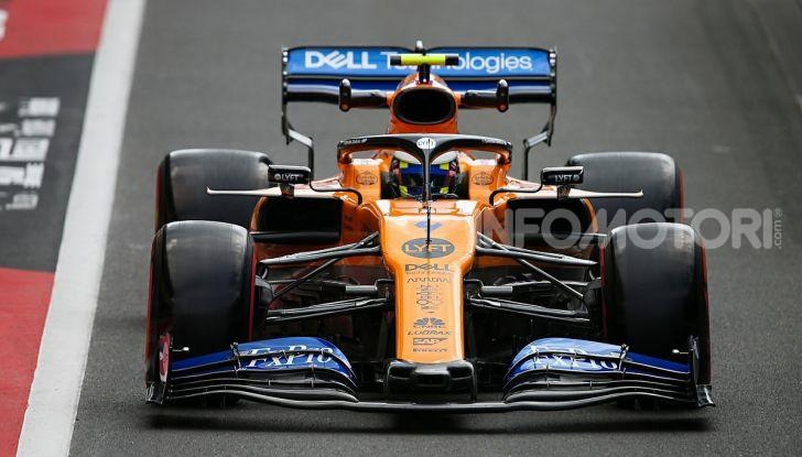 F1 2019 GP di Gran Bretagna: Hamilton invincibile a Silverstone piega Bottas e Leclerc. Vettel centra Verstappen e sbaglia tutto - Foto 15 di 17