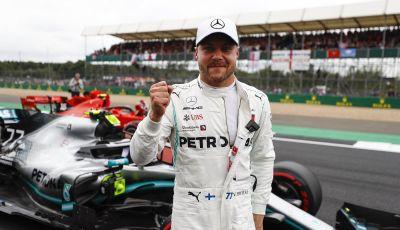 F1 2019 GP di Gran Bretagna, Silverstone: Bottas batte Hamilton e centra la decima pole in carriera. Terzo Leclerc con la Ferrari