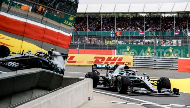F1 2019 GP di Gran Bretagna: Hamilton invincibile a Silverstone piega Bottas e Leclerc. Vettel centra Verstappen e sbaglia tutto - Foto 4 di 17