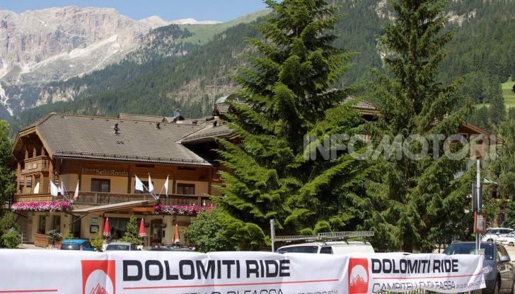 Dolomiti Ride 2019, la festa di Yamaha e non solo - Foto 1 di 39
