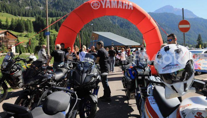 Dolomiti Ride 2019, la festa di Yamaha e non solo - Foto 4 di 39