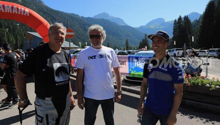 Dolomiti Ride 2019, la festa di Yamaha e non solo - Foto 7 di 39