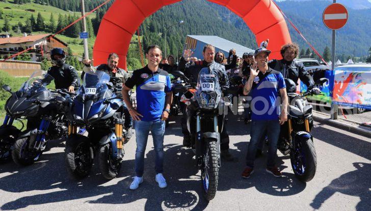 Dolomiti Ride 2019, la festa di Yamaha e non solo - Foto 9 di 39