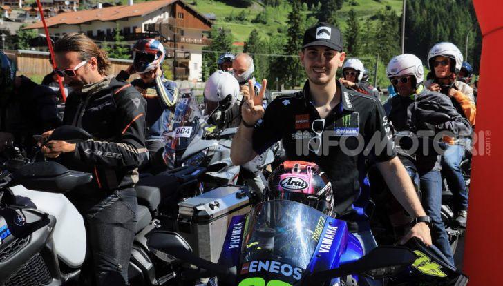 Dolomiti Ride 2019, la festa di Yamaha e non solo - Foto 10 di 39