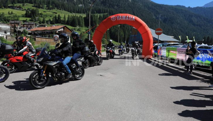 Dolomiti Ride 2019, la festa di Yamaha e non solo - Foto 11 di 39
