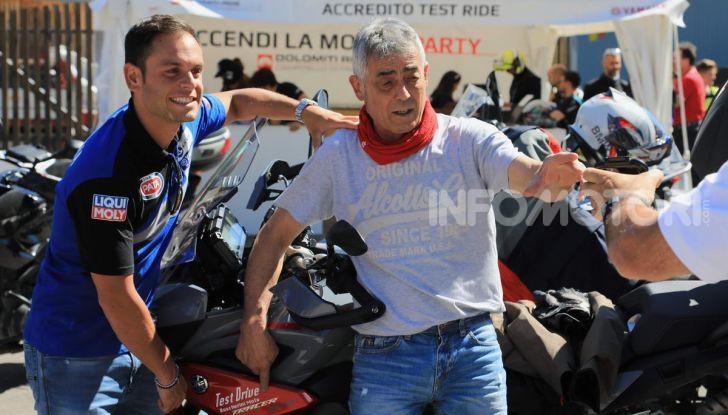 Dolomiti Ride 2019, la festa di Yamaha e non solo - Foto 14 di 39