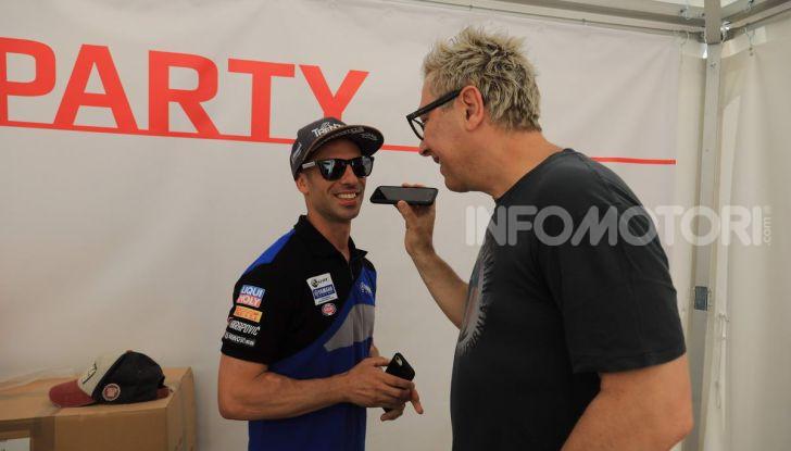 Dolomiti Ride 2019, la festa di Yamaha e non solo - Foto 18 di 39