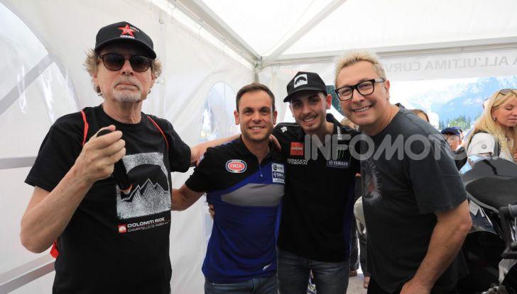 Dolomiti Ride 2019, la festa di Yamaha e non solo - Foto 21 di 39