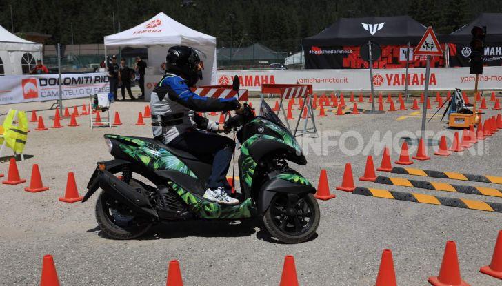 Dolomiti Ride 2019, la festa di Yamaha e non solo - Foto 23 di 39