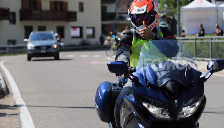 Dolomiti Ride 2019, la festa di Yamaha e non solo - Foto 25 di 39