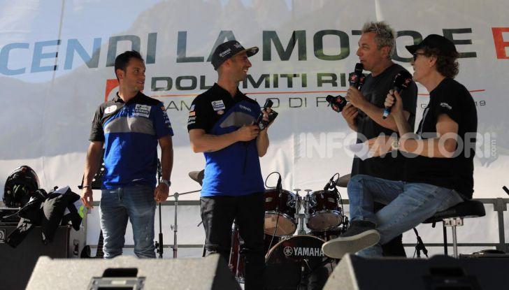 Dolomiti Ride 2019, la festa di Yamaha e non solo - Foto 26 di 39