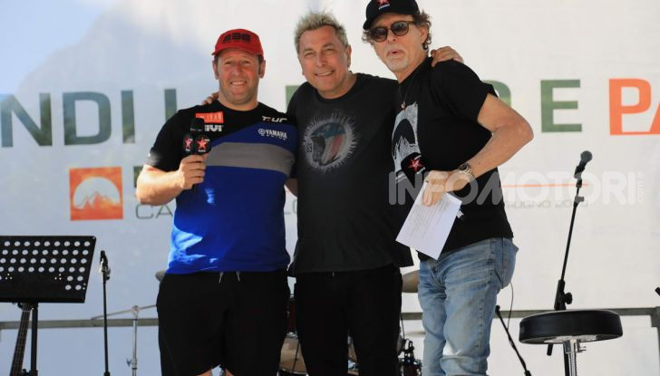Dolomiti Ride 2019, la festa di Yamaha e non solo - Foto 28 di 39