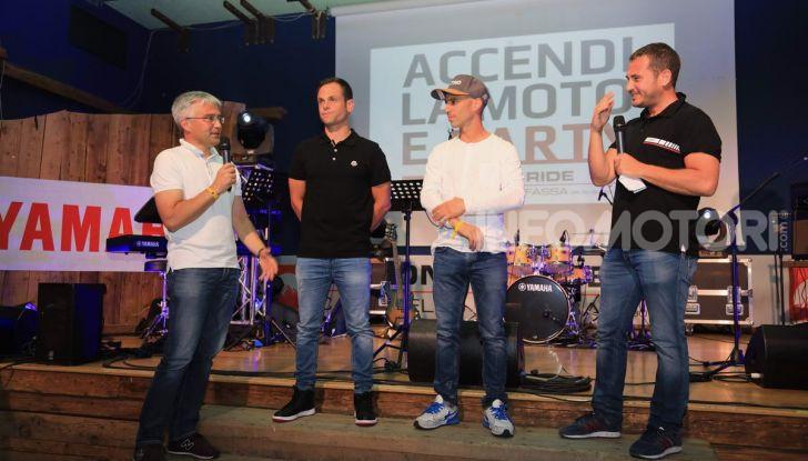 Dolomiti Ride 2019, la festa di Yamaha e non solo - Foto 31 di 39
