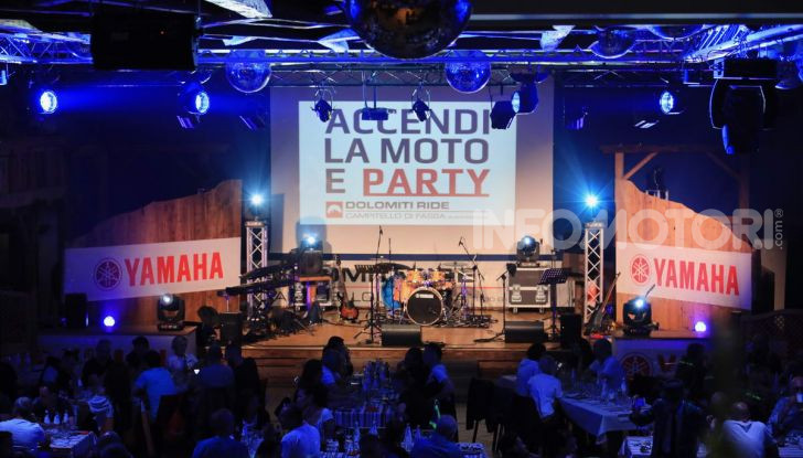 Dolomiti Ride 2019, la festa di Yamaha e non solo - Foto 34 di 39