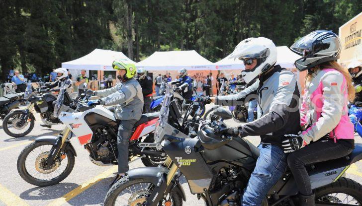 Dolomiti Ride 2019, la festa di Yamaha e non solo - Foto 36 di 39