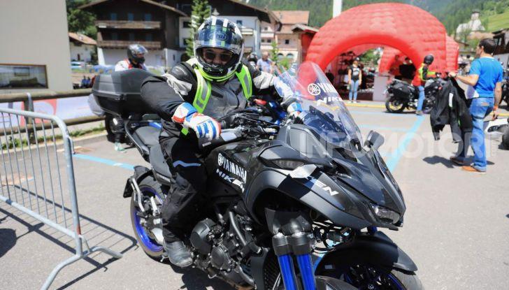 Dolomiti Ride 2019, la festa di Yamaha e non solo - Foto 37 di 39