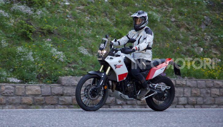 Yamaha Tenere 700, la nostra prova su strada al Dolomiti Ride 2019 - Foto 1 di 27