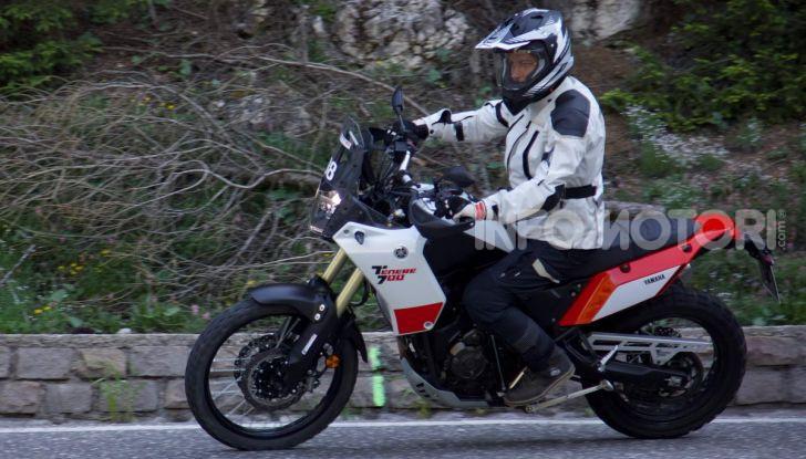 Yamaha Tenere 700, la nostra prova su strada al Dolomiti Ride 2019 - Foto 2 di 27