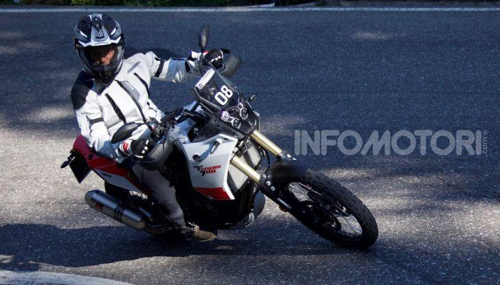 Yamaha Tenere 700, la nostra prova su strada al Dolomiti Ride 2019 - Foto 3 di 27