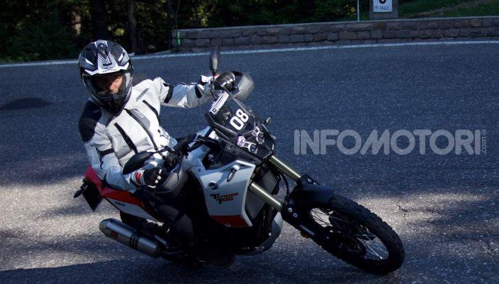 Yamaha Tenere 700, la nostra prova su strada al Dolomiti Ride 2019 - Foto 4 di 27