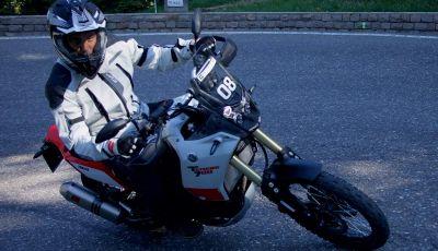 Yamaha Tenere 700, la nostra prova su strada al Dolomiti Ride 2019