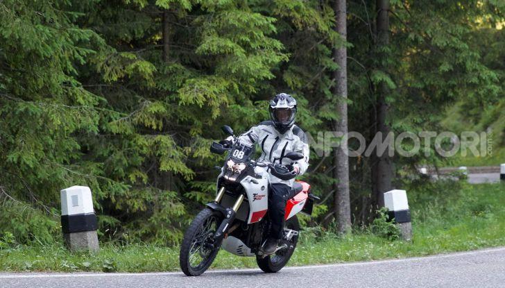 Yamaha Tenere 700, la nostra prova su strada al Dolomiti Ride 2019 - Foto 6 di 27