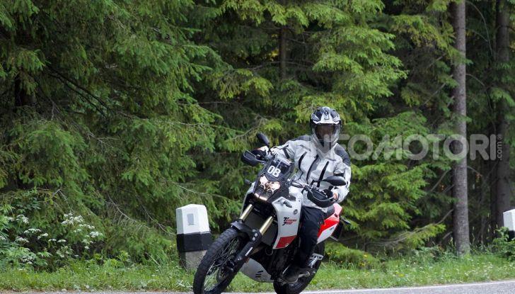 Yamaha Tenere 700, la nostra prova su strada al Dolomiti Ride 2019 - Foto 7 di 27