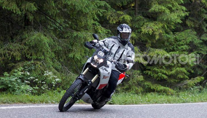 Yamaha Tenere 700, la nostra prova su strada al Dolomiti Ride 2019 - Foto 8 di 27