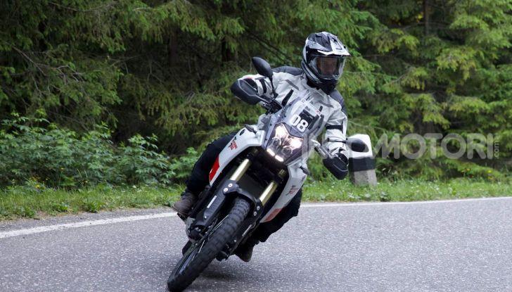 Yamaha Tenere 700, la nostra prova su strada al Dolomiti Ride 2019 - Foto 9 di 27