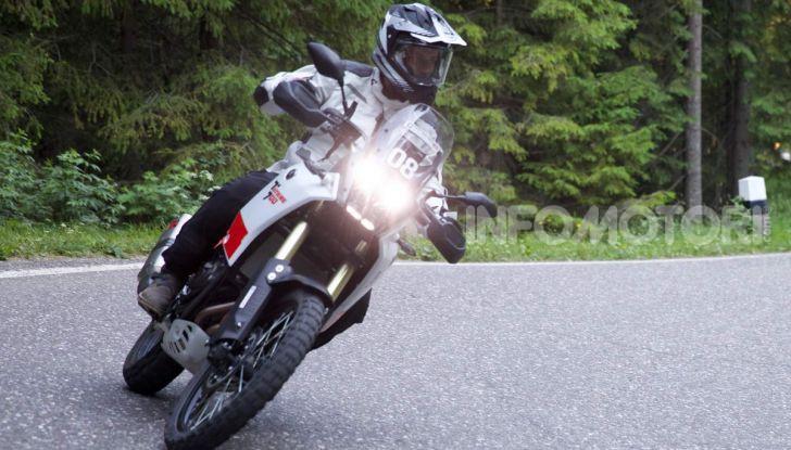Yamaha Tenere 700, la nostra prova su strada al Dolomiti Ride 2019 - Foto 10 di 27