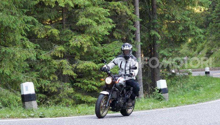Yamaha Tenere 700, la nostra prova su strada al Dolomiti Ride 2019 - Foto 12 di 27