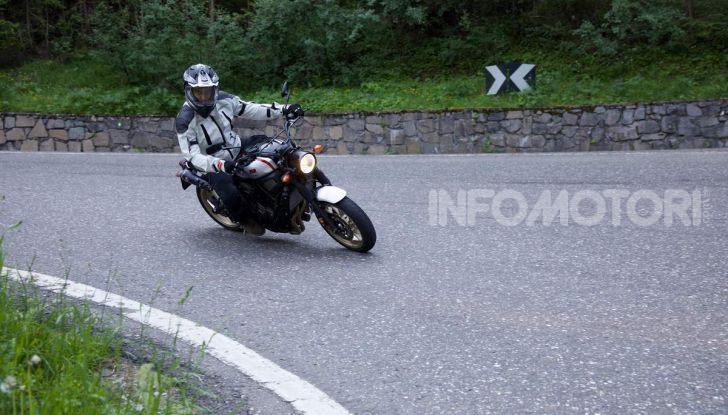 Yamaha Tenere 700, la nostra prova su strada al Dolomiti Ride 2019 - Foto 13 di 27