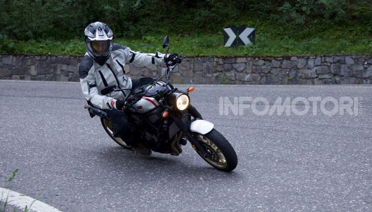 Yamaha Tenere 700, la nostra prova su strada al Dolomiti Ride 2019 - Foto 14 di 27