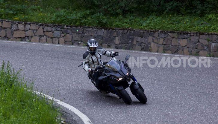Yamaha Tenere 700, la nostra prova su strada al Dolomiti Ride 2019 - Foto 16 di 27