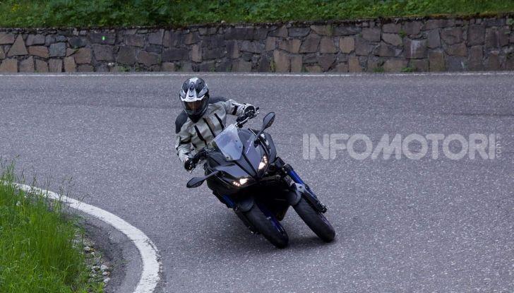 Yamaha Tenere 700, la nostra prova su strada al Dolomiti Ride 2019 - Foto 17 di 27