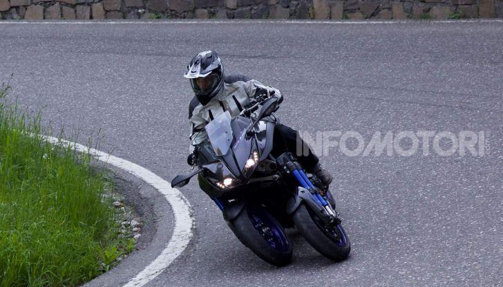 Yamaha Tenere 700, la nostra prova su strada al Dolomiti Ride 2019 - Foto 18 di 27