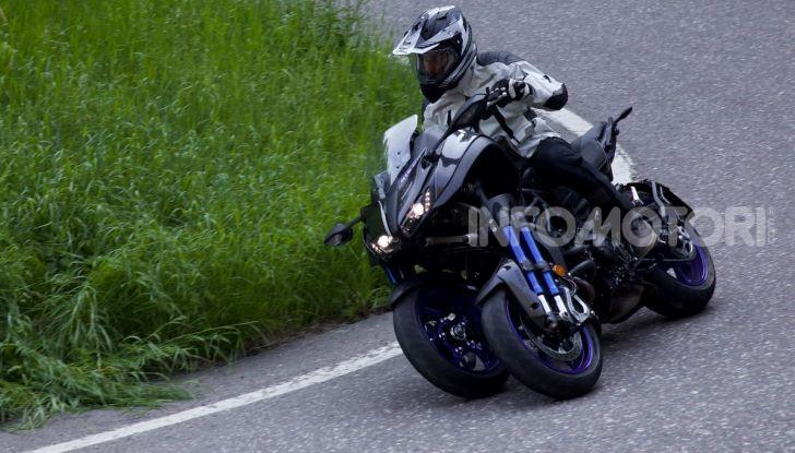 Yamaha Tenere 700, la nostra prova su strada al Dolomiti Ride 2019 - Foto 19 di 27