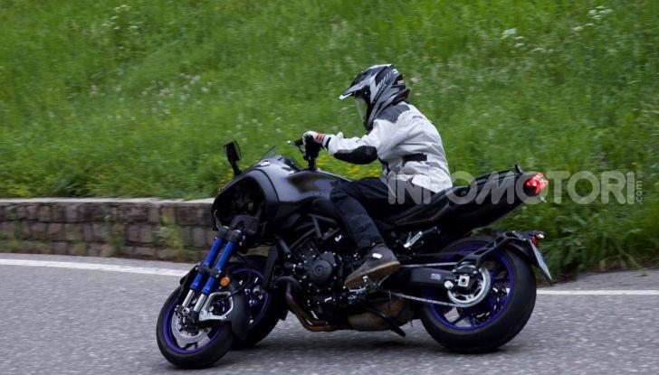 Yamaha Tenere 700, la nostra prova su strada al Dolomiti Ride 2019 - Foto 20 di 27