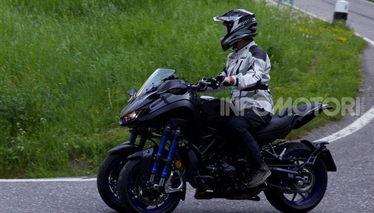Yamaha Tenere 700, la nostra prova su strada al Dolomiti Ride 2019 - Foto 24 di 27