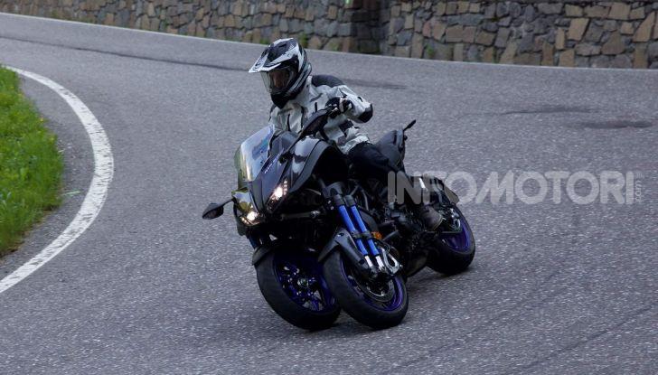 Yamaha Tenere 700, la nostra prova su strada al Dolomiti Ride 2019 - Foto 25 di 27