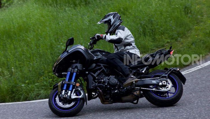 Yamaha Tenere 700, la nostra prova su strada al Dolomiti Ride 2019 - Foto 27 di 27