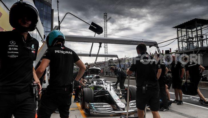 F1 2019, GP d'Ungheria: Max Verstappen firma la prima pole della carriera all'Hungaroring - Foto 5 di 14